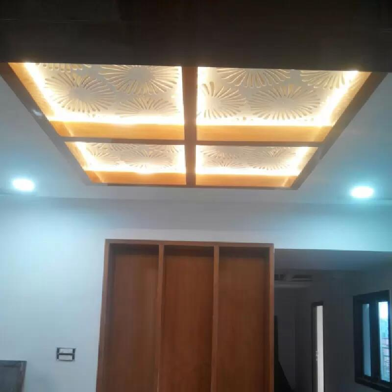False ceiling design by Icraft