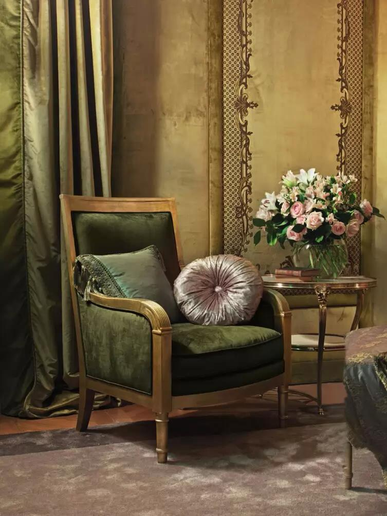 Luxury furnishings by Icraft D