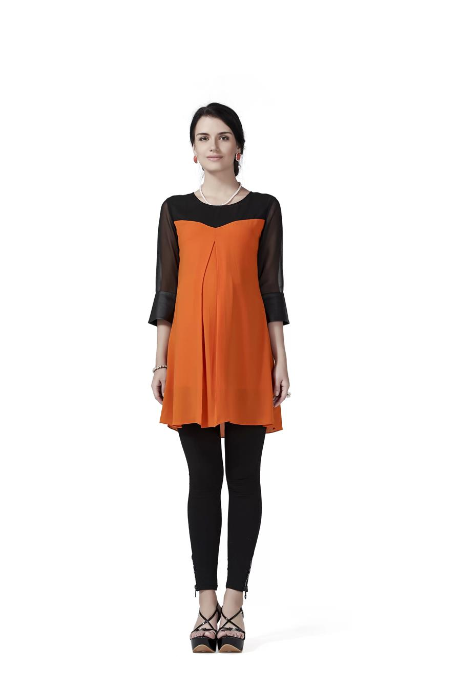Innovative presents Maternity Tunic Top