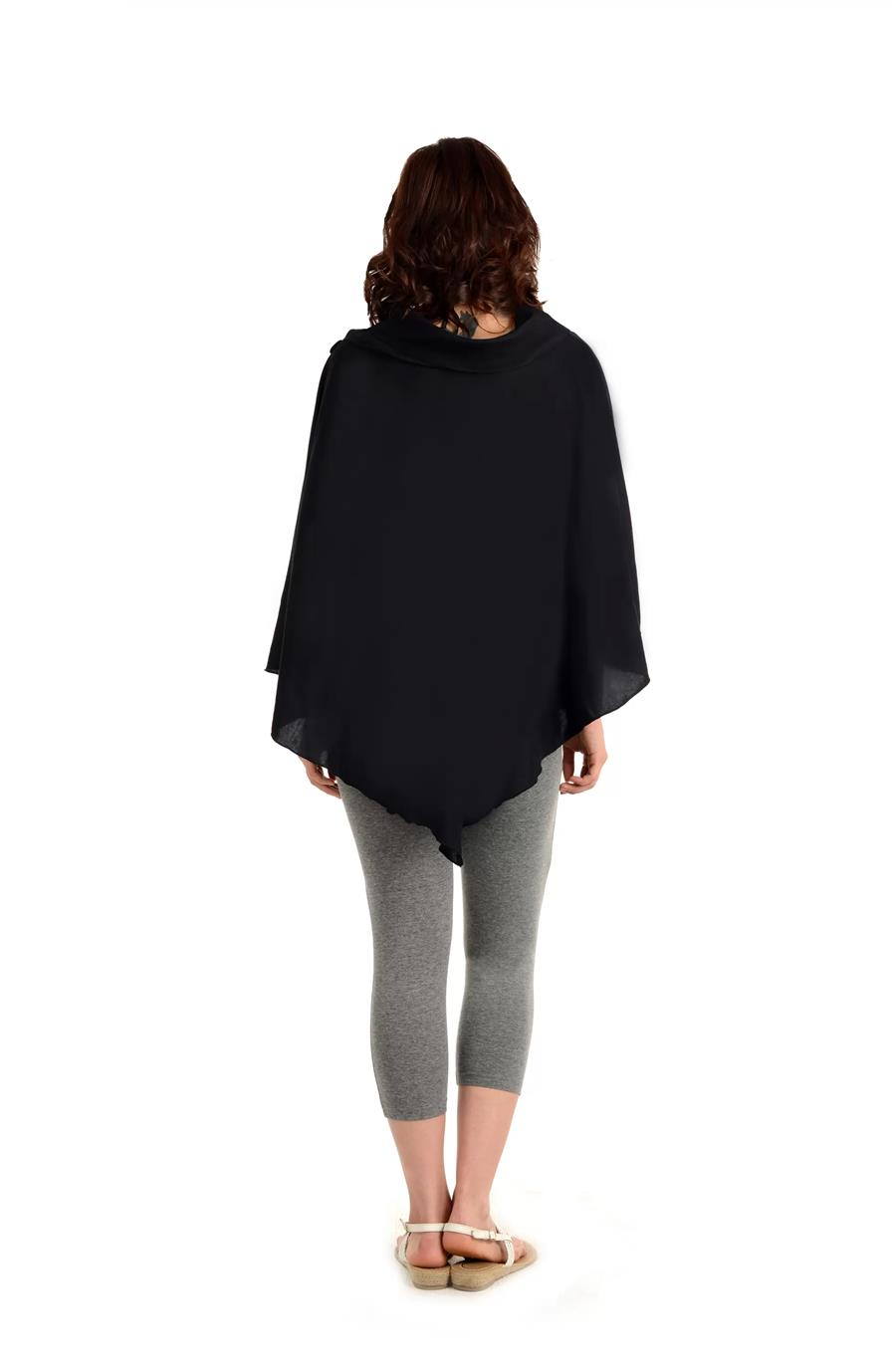 Innovative presents Poncho Style Top