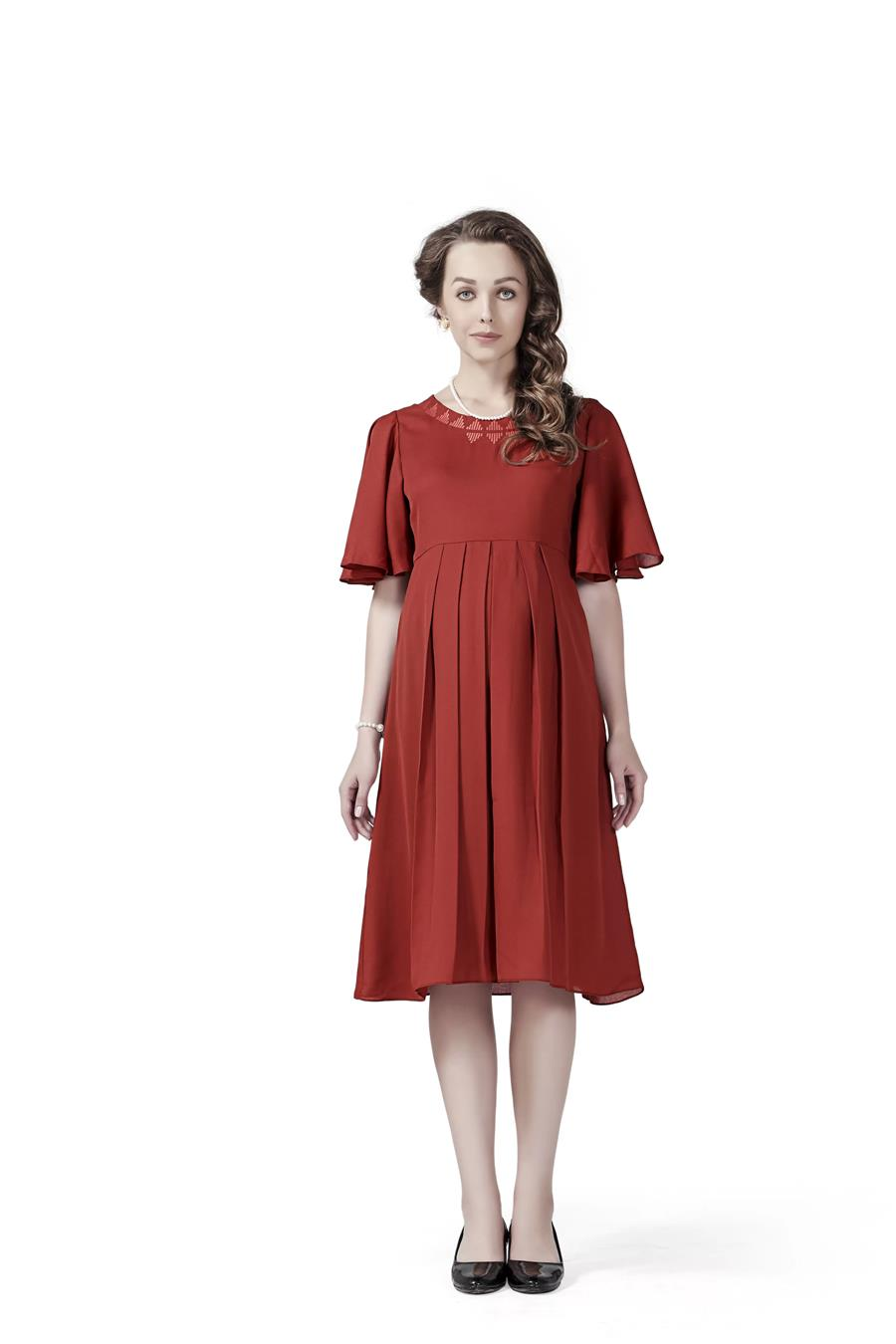 Innovative presents Maternity A Line Dress