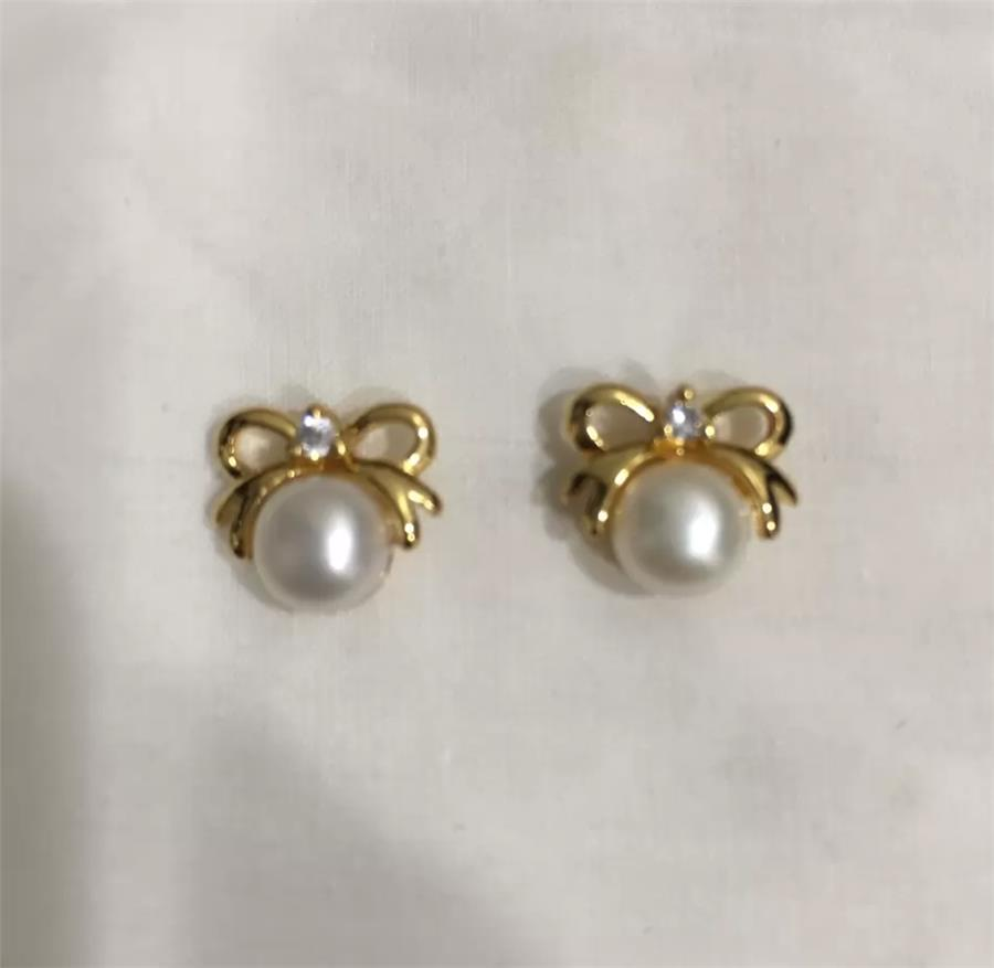 Natural Pearl Set 012