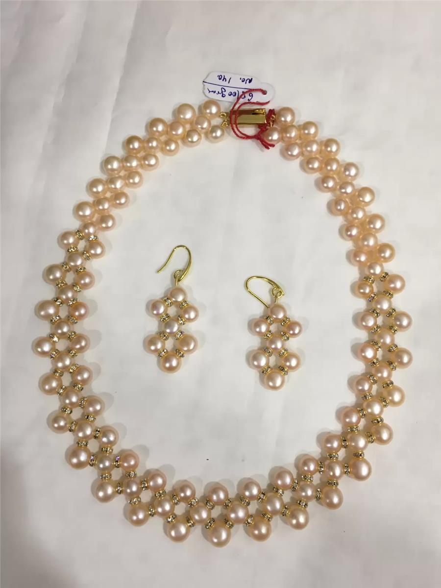 Pearl Necklace 031