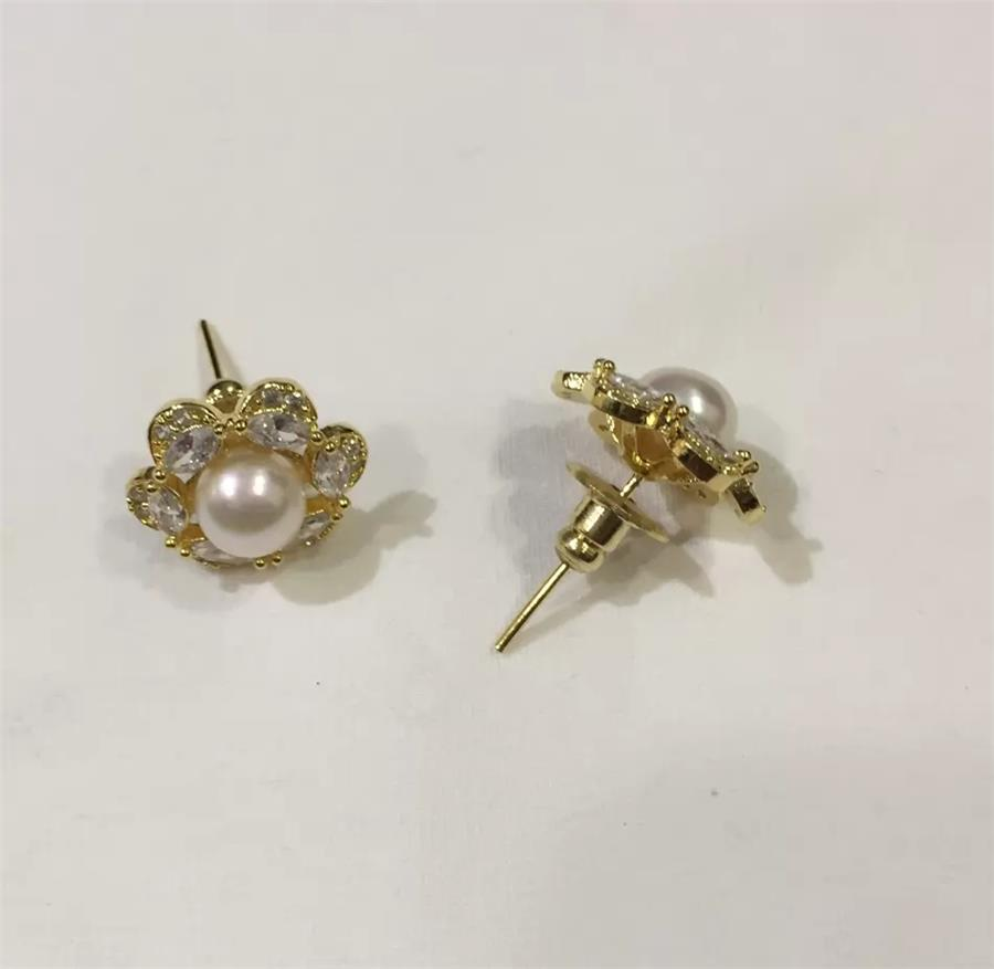 Natural Pearl Set 021
