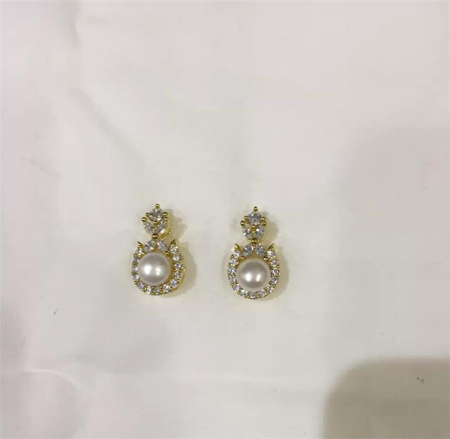 Natural Pearl Set 024