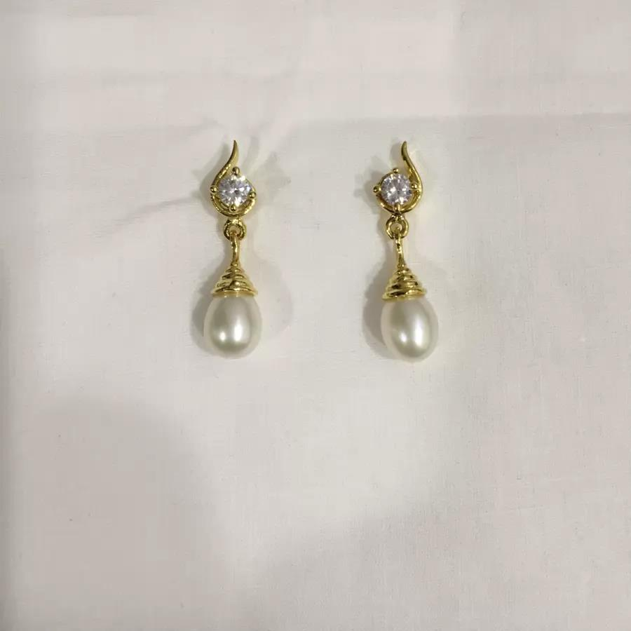 Natural Pearl Set 009