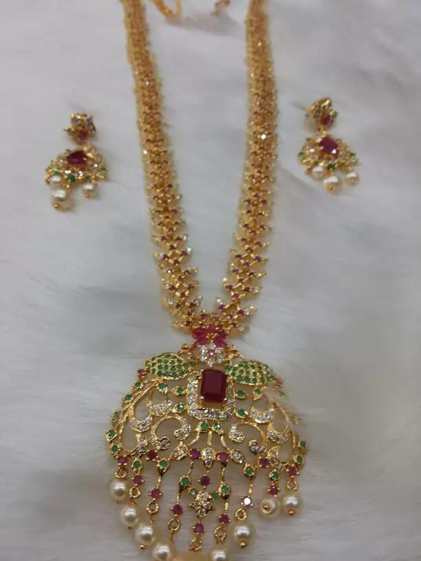 new jewellars imitation media srisai pearls id photos added gold