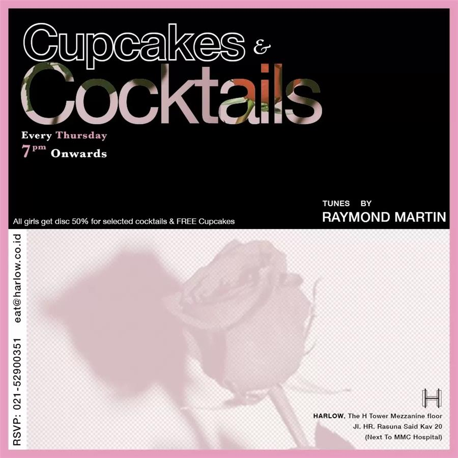 Cupcakes and Cocktails