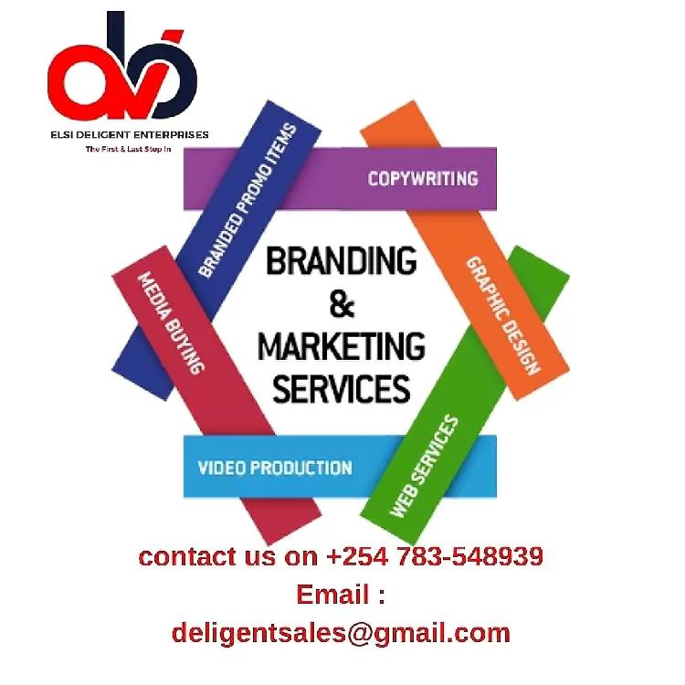 Branding and Marketing Services
