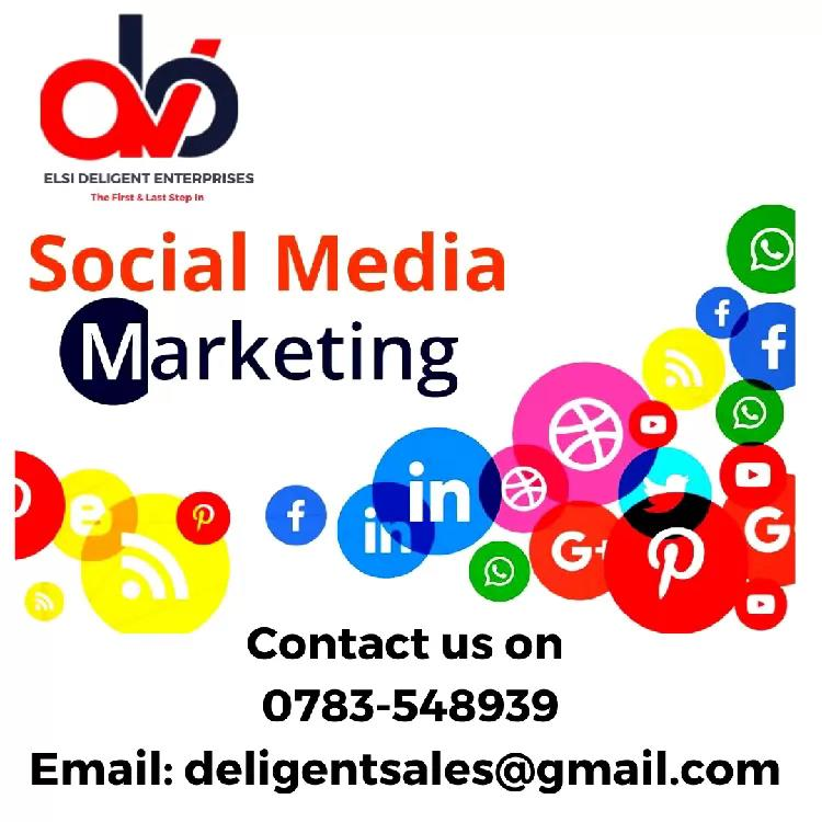 Social Media Advertising/ Marketing