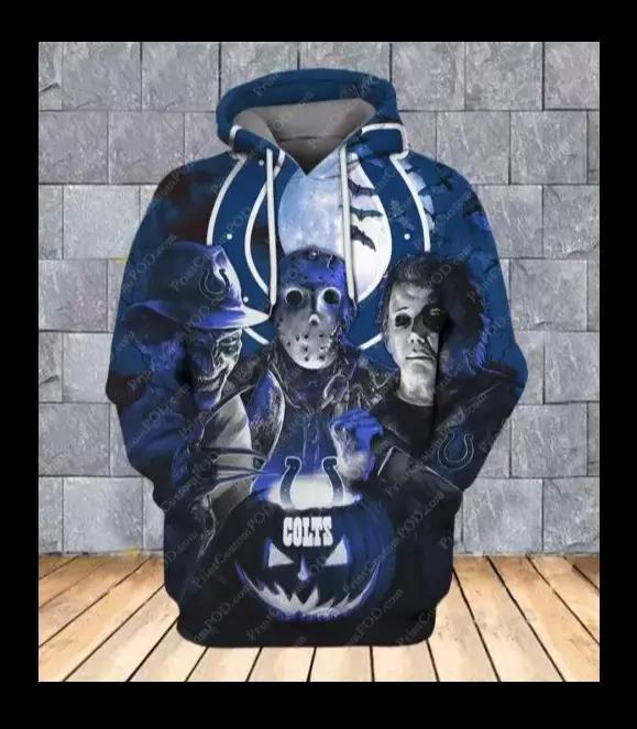 ($39.99) Authentic Indianapolis Colts Hoodies