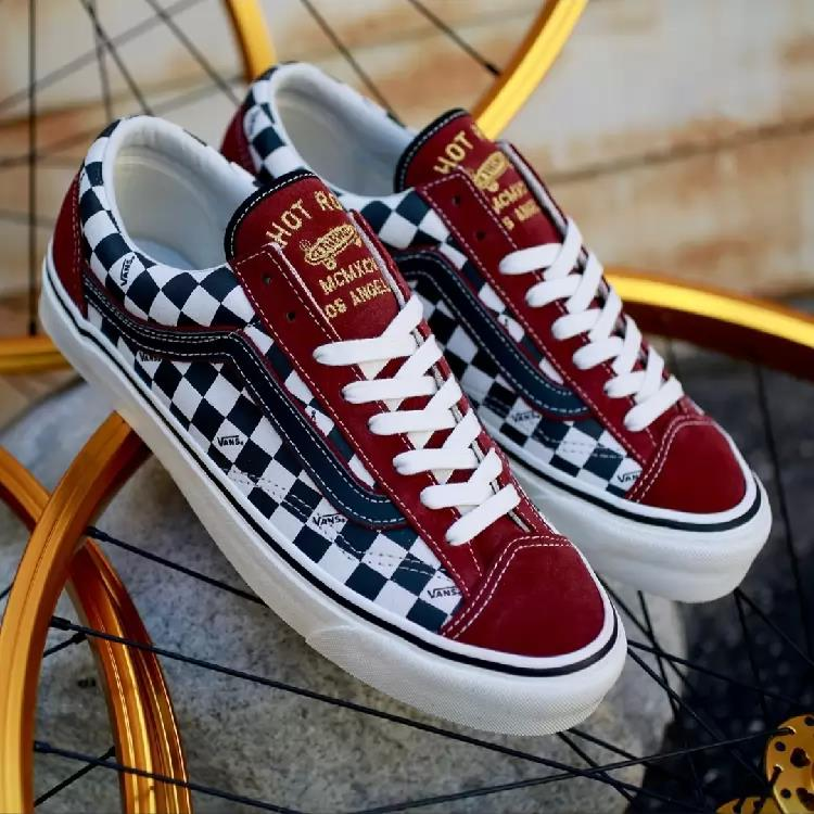 """An Official Look at Hot Rod LAs Inaugural """"First Love"""" Vans Vault Collaboration"""