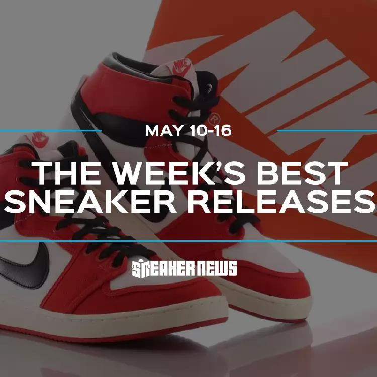 """The AJ1 KO """"Chicago"""" And Stingwater x Nike SB Dunk Low Lead This Week's Best Releases"""