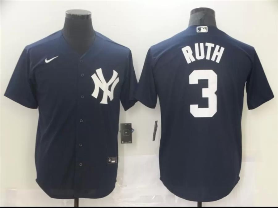 ($45) 2021 Authentic Throwback Baseball Jersey