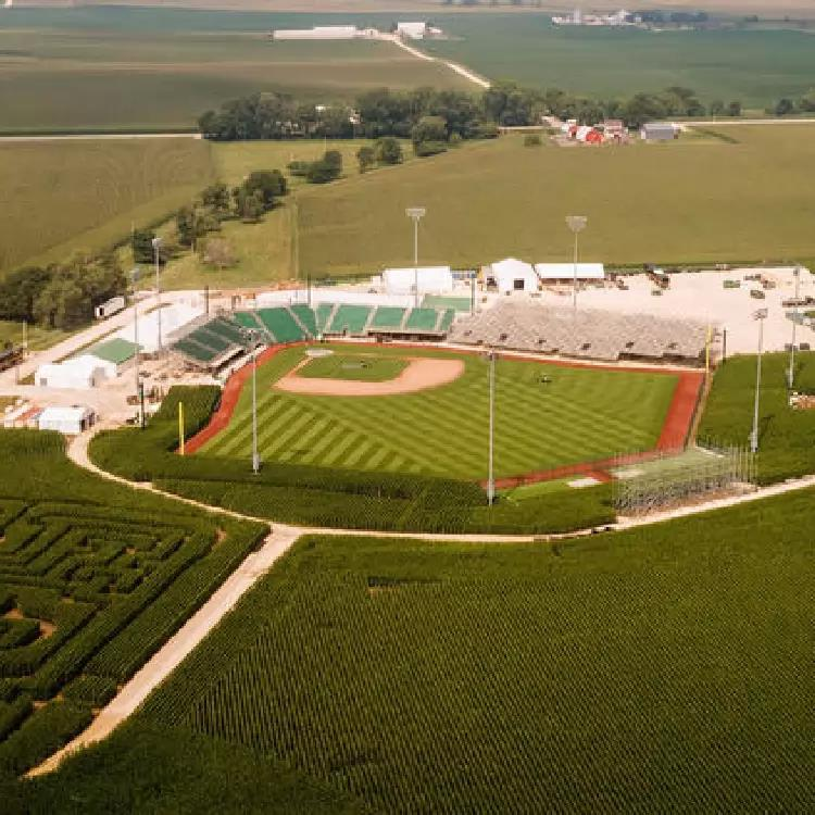 """Field of Dreams """"If you build it, they will come"""""""