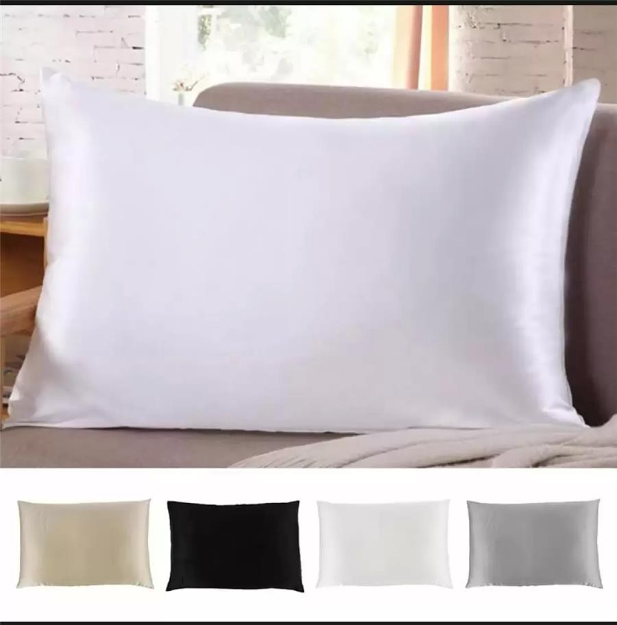 $32.99 100% Double-sided Natural Silk Hair Care Skin Care Beauty Pillowcase