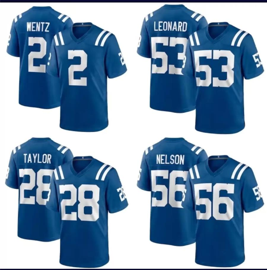 ($65) Indianapolis Colts Authentic Elite Jersey