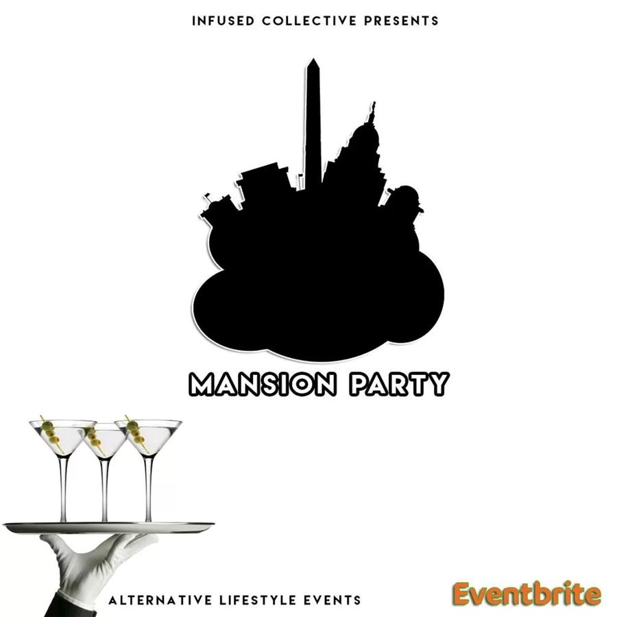 CLOUDED Mansion Party Tickets