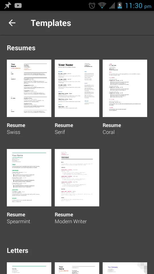 resume template customer - What Should A Resume Look Like